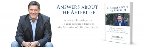 Bob Olson is the author of Answers About The Afterlife